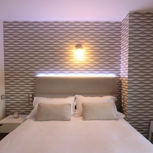 Chambres cosy design - Hôtel 3 étoiles Rennes aéroport
