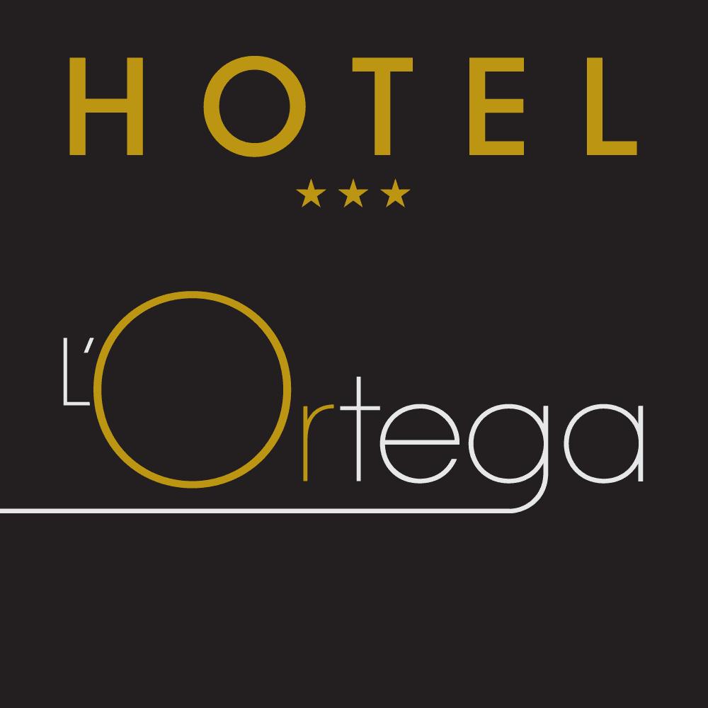 Logo Hôtel L'Ortega 3 étoiles aéroport Saint Jacques Rennes